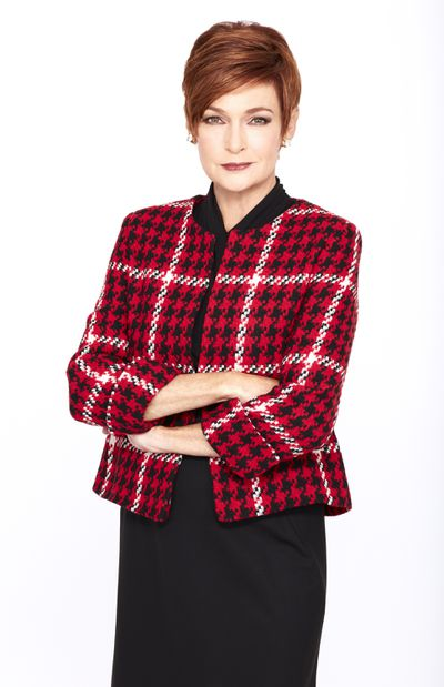 Carolyn Hennesy as Diane Miller on General Hospital