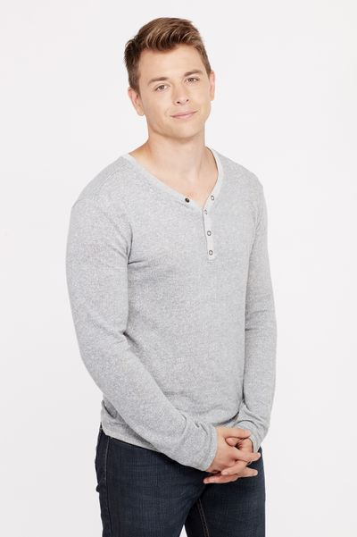 Chad Duell as Michael Corinthos on General Hospital
