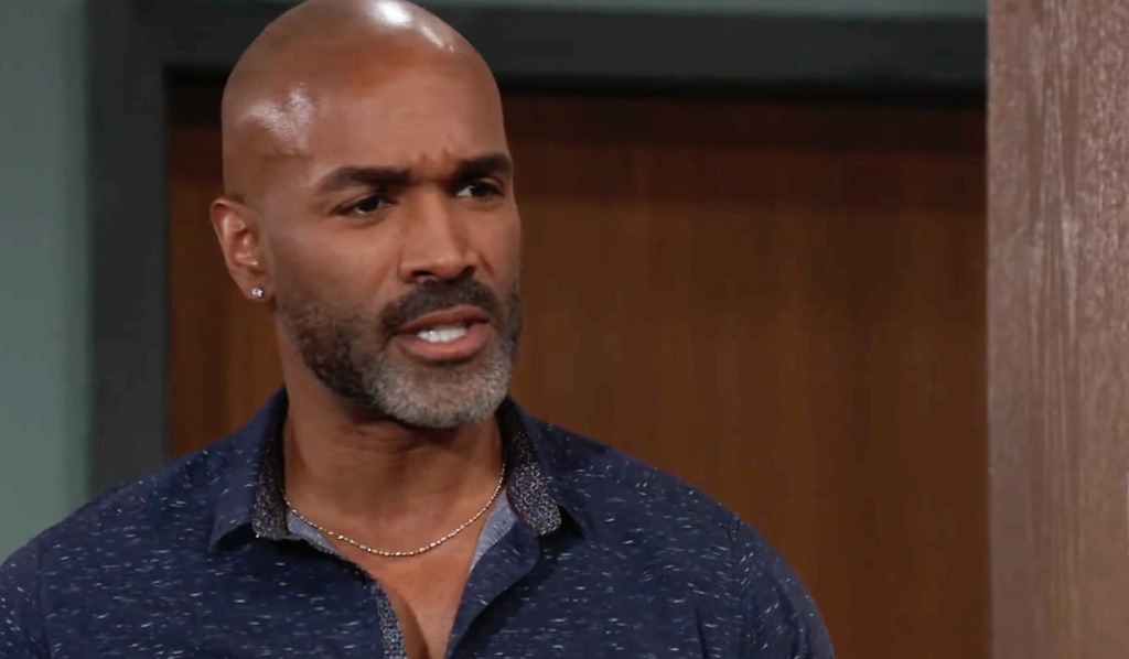 Curtis questions Jordan's intentions GH