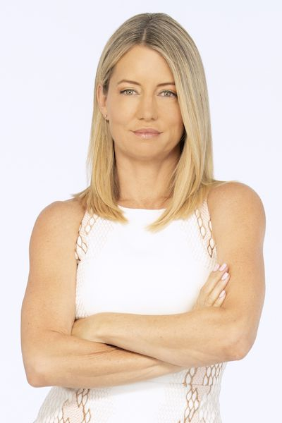 Cynthia Watros as Nina Reeves on General Hospital