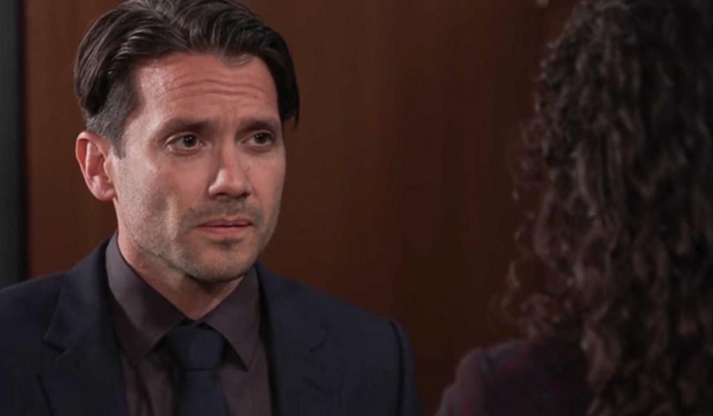 Dante answers Jordan's questions GH