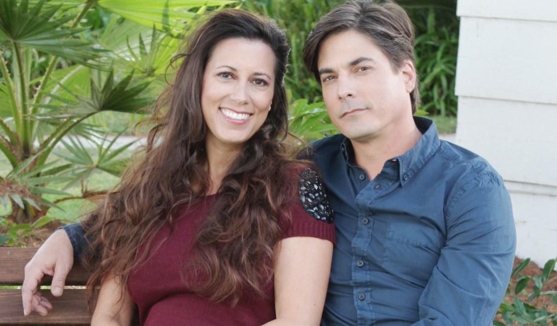Bryan Dattilo, Wife ElizabethBryan Dattilo Photo Shoot At His HomeLos Angeles11/01/14© John Paschal/jpistudios.com310-657-9661