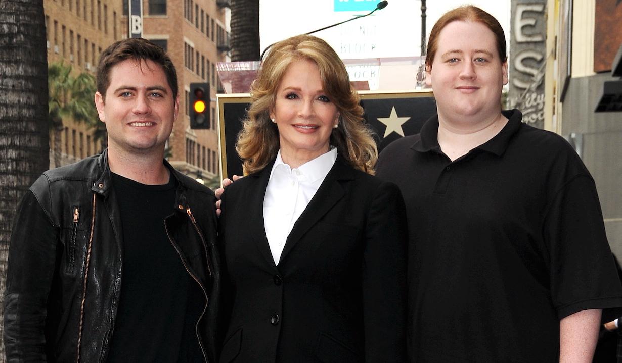 Deidre Hall, Sons Tully and DavidDeidre Hall Celebrates 40 Year Career With Star on the Hollywood Walk of FameHollywood BlvdHollywood, CA5/19/16 © Jill Johnson/jpistudios.com310-657-9661