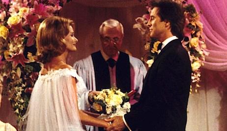 days john marlena wedding 1999 Deidre Hall and Drake HogestynDays of our Lives setNBC Studios6/10/99© John Paschal/JPI310-657-9661Episode #8580