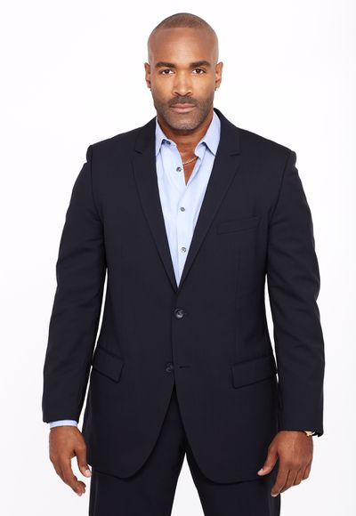 Donnell Turner as Curtis Ashford on General Hospital