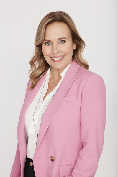 Genie Francis as Laura Webber on General Hospital