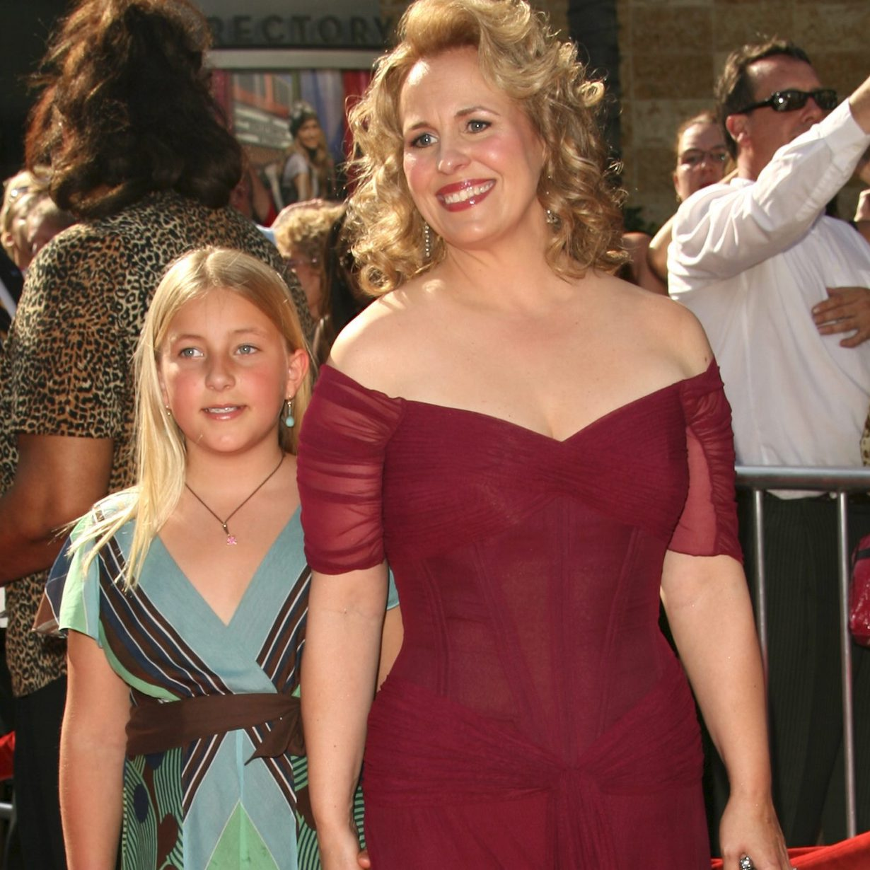 Genie Francis34th Annual Daytime Emmys Awards - ArrivalsKodak TheaterHollywood6/15/07©Jill Johnson/jpistudios.com310-657-9661