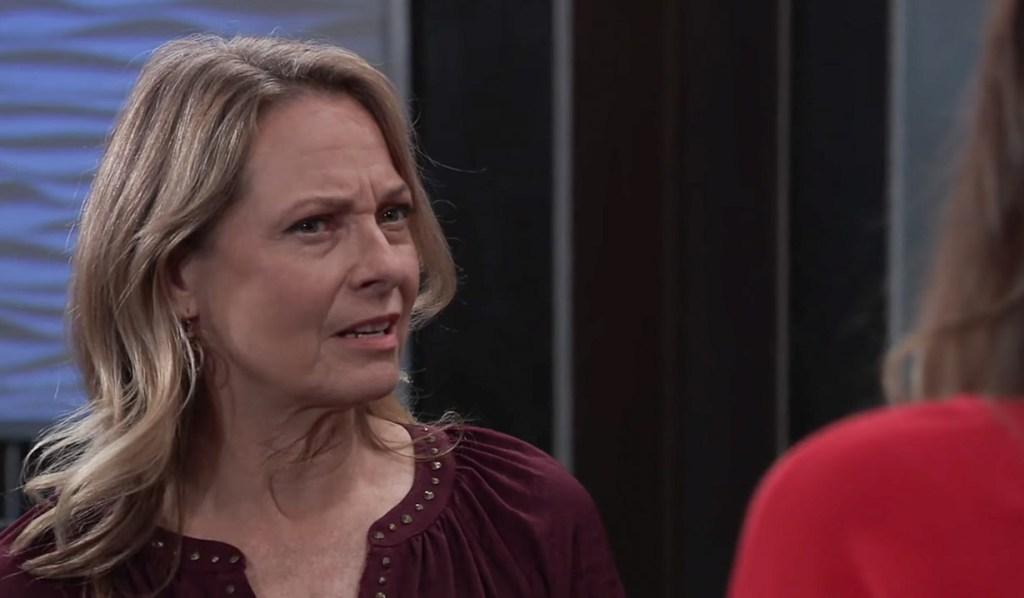 Gladys Accuses Sasha of sabotage GH