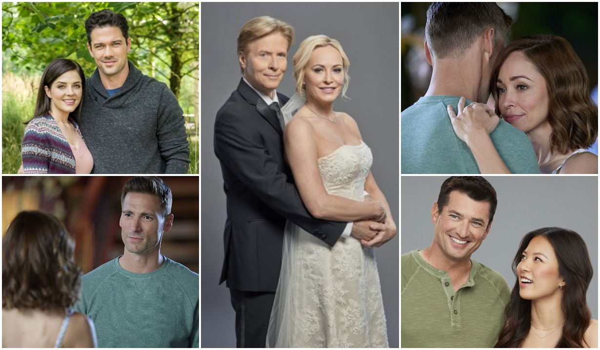 Alerts: Soapy Favorites in New Hallmark Movies