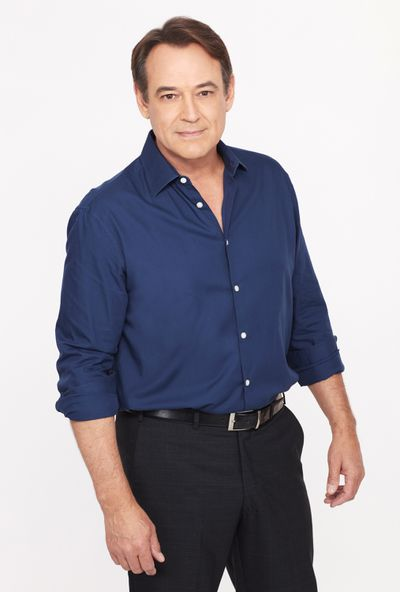 Jon Lindstrom as Kevin Collins on General Hospital