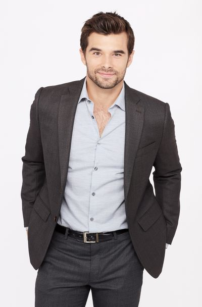 Josh Swickard as Harrison Chase on General Hospital