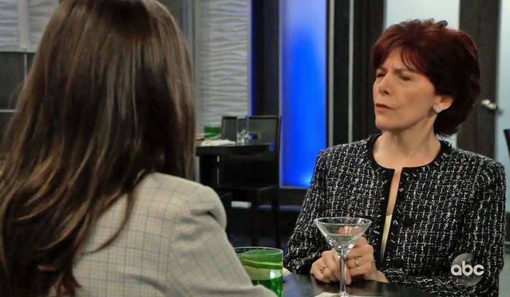 Molly Accuses Judge Carson GH