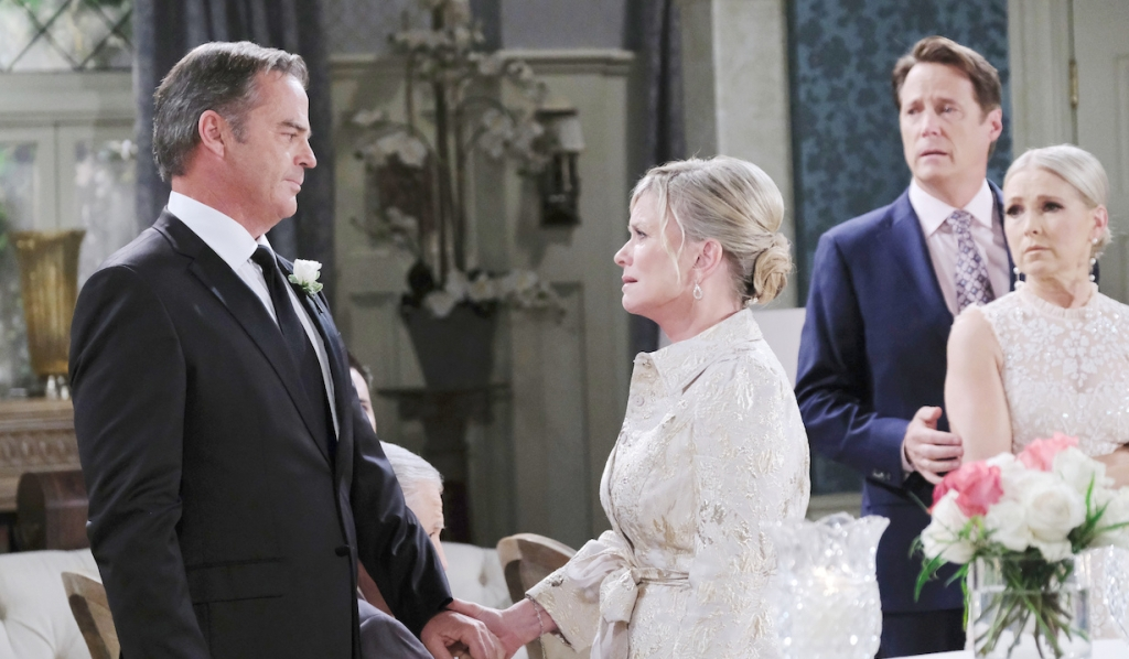 Kayla and Justin's ill-fated wedding days of our lives