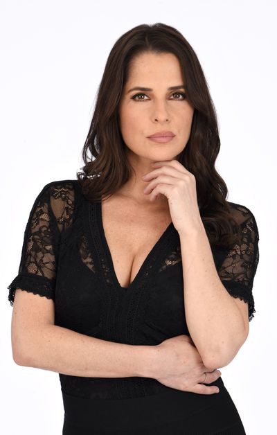Kelly Monaco as Sam McCall on General Hospital