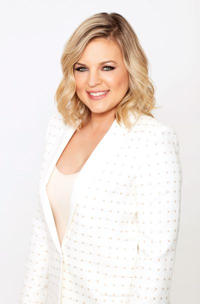 Kirsten Storms as Maxie Jones on General Hospital