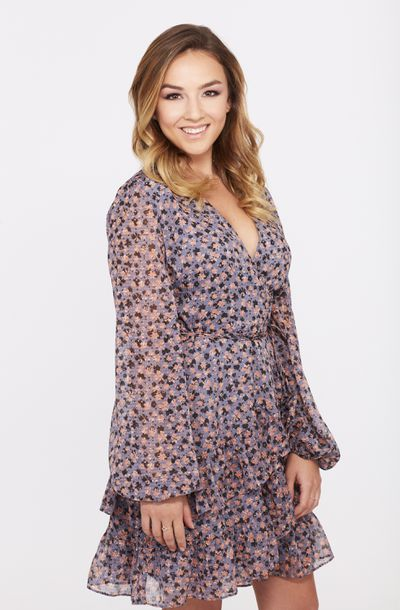 Lexi Ainsworth as Kristina Davis on General Hospital