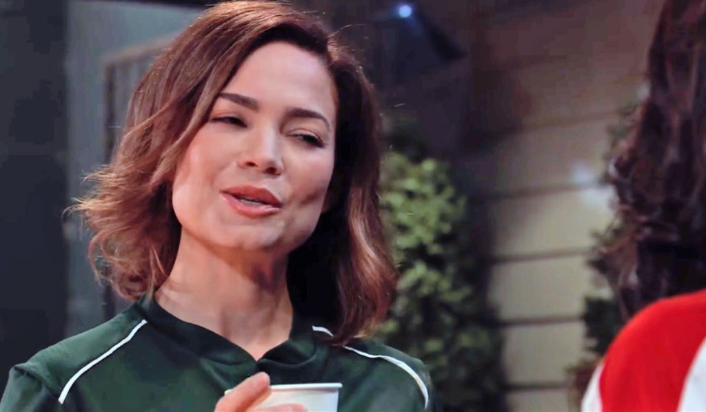 Liz says they'll need more shots GH