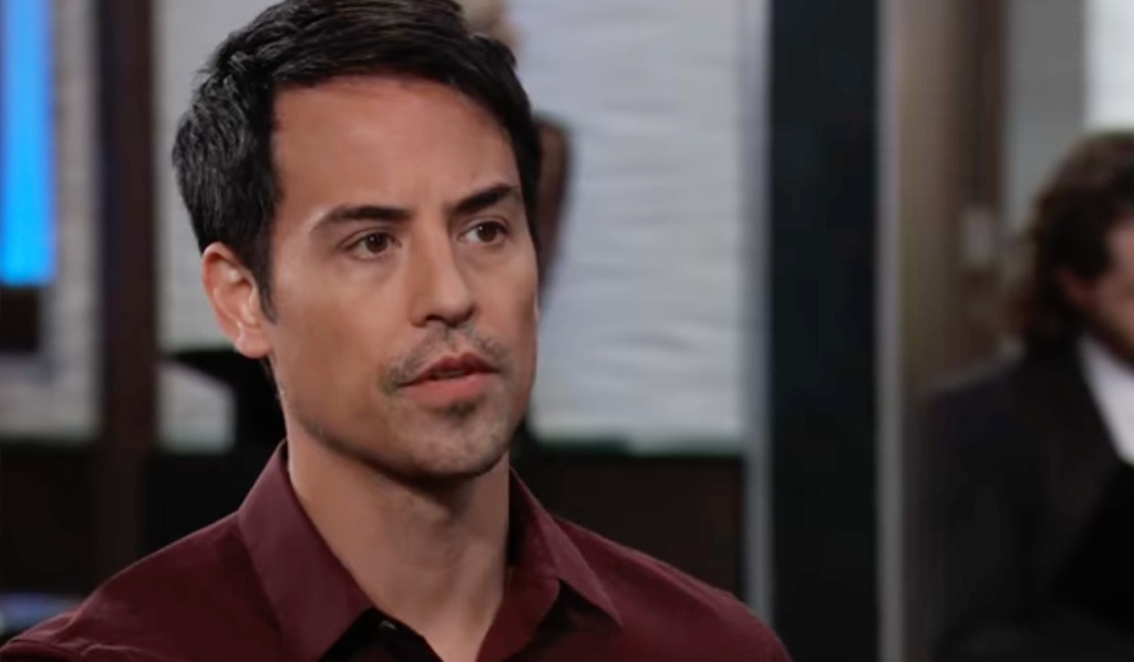 Victor meets with Martin about a Divorce