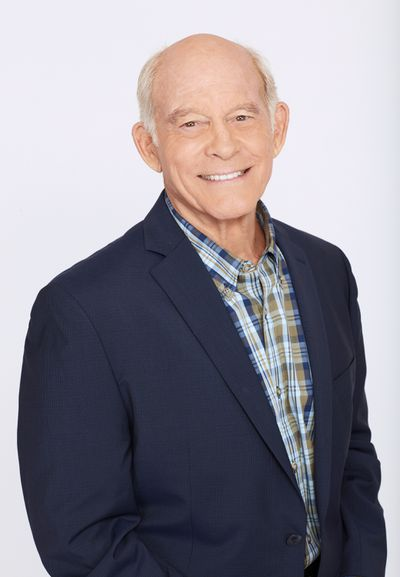 Max Gail as Mike Corbin on General Hospital