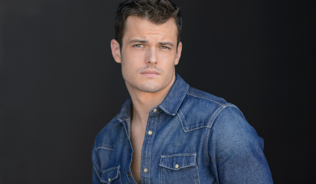 Michael Mealor kyle gallery of the CBS series THE YOUNG AND THE RESTLESS, scheduled to air on the CBS Television Network. Photo: Johnny Vy/CBS ©2018 CBS Broadcasting, Inc. All Rights Reserved