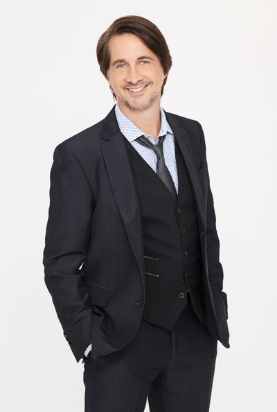 Michael Easton as Dr. Hamilton Finn on General Hospital