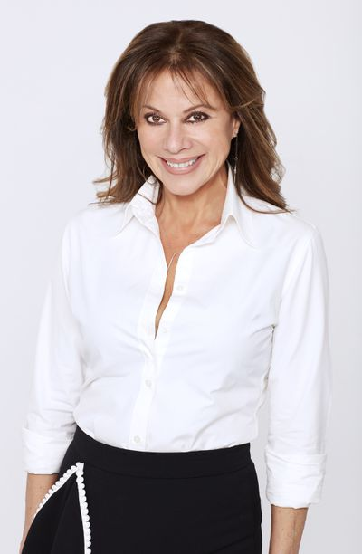 Nancy Lee Grahn as Alexis Davis on General Hospital