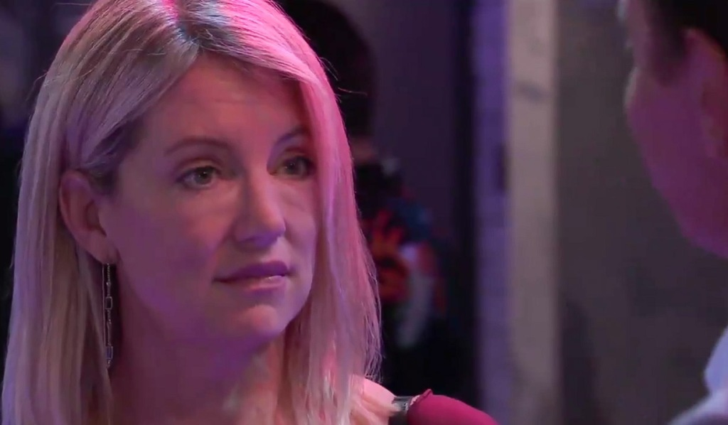 Nina learns Carly is getting married GH