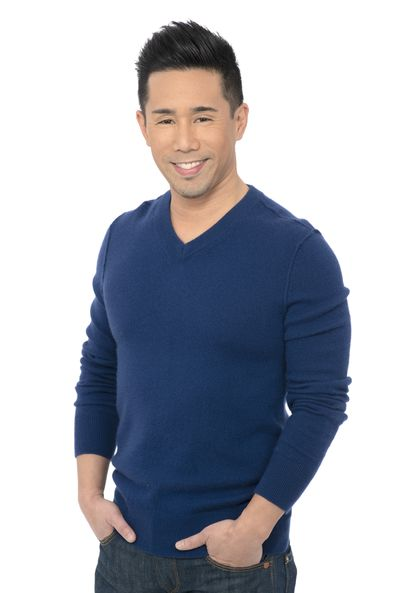 Perry Shen as Brad Cooper on General Hospital