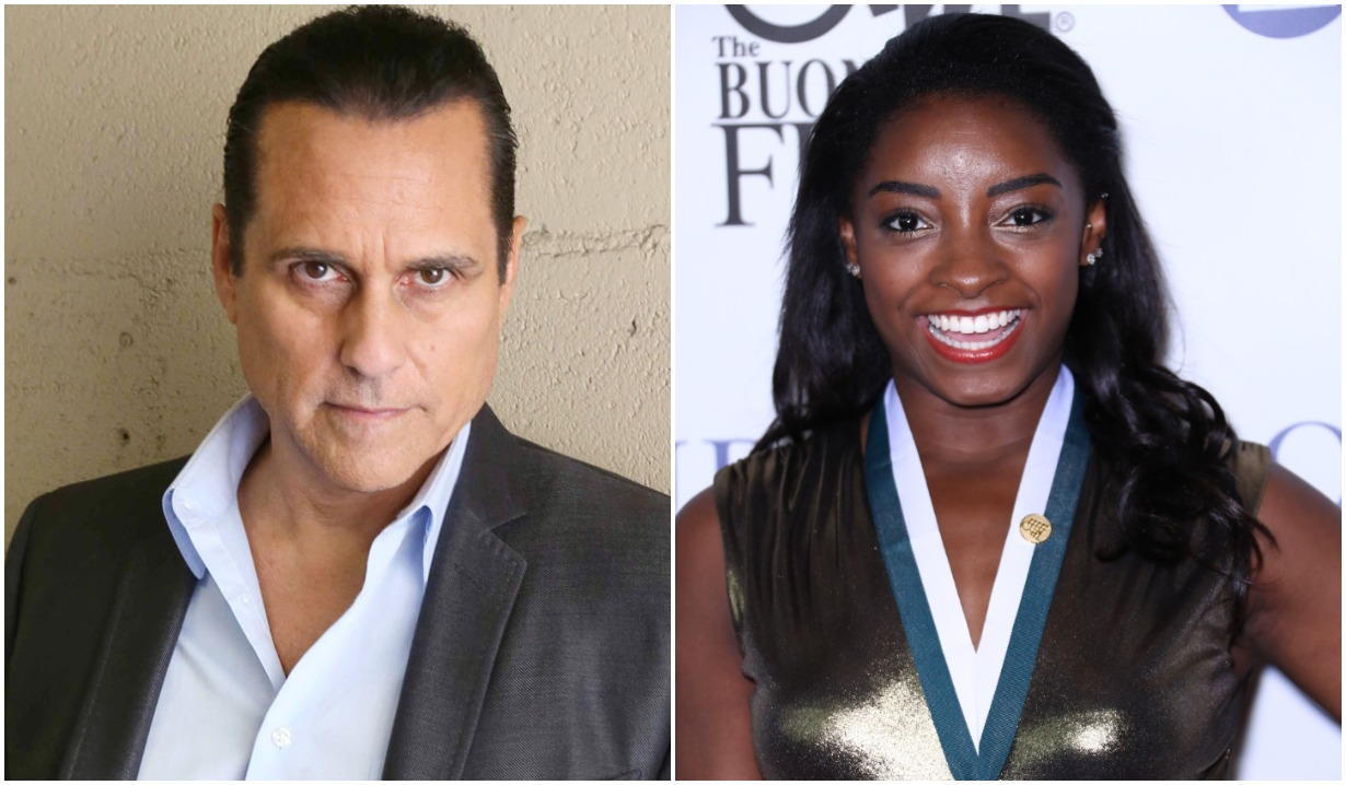Maurice Stands Up for Olympian Simone Biles