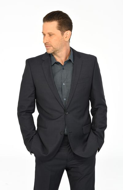Roger Howarth as Franco Baldwin on General Hospital