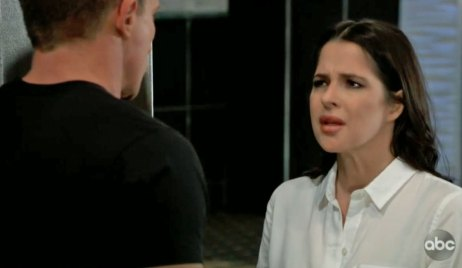 Sam confronts Jason about his marriage GH