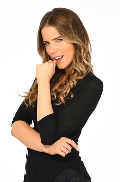Sofia Mattsson as Sasha Gilmore on General Hospital