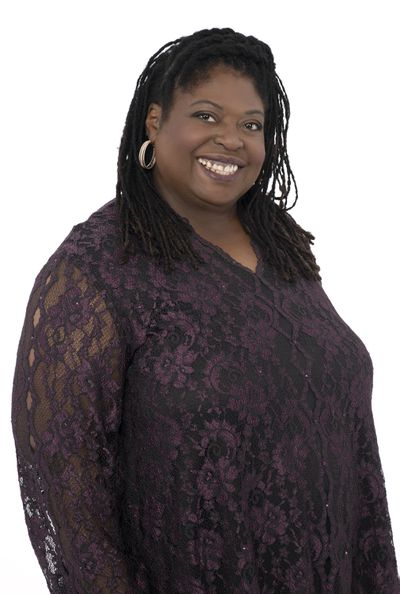 Sonya Eddy as Epiphany Johnson on General Hospital