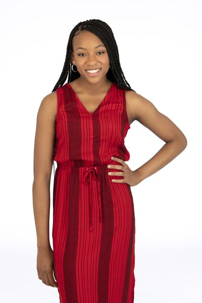 Sydney Mikayla as Trina Robinson on General Hospital