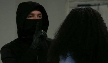 Ava and Nik's stalker on GH