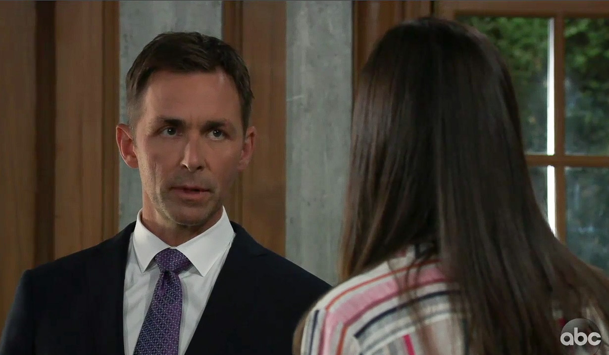 Valentin vows to kill Peter GH ABC