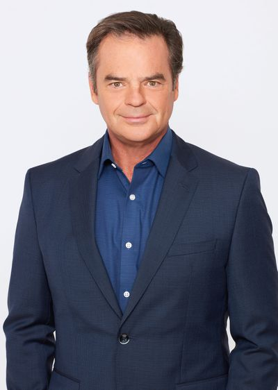 Wally Kurth as Ned Quartermaine on General Hospital