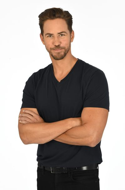 Wes Ramsey as Peter August on General Hospital