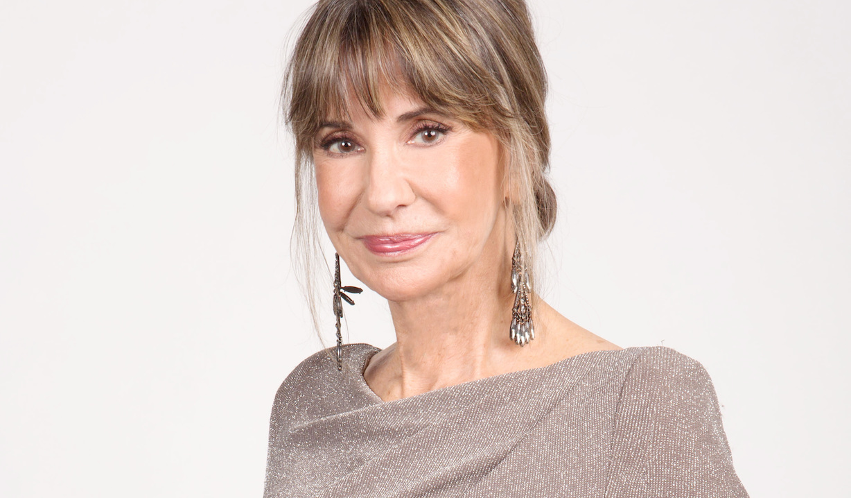 """Jess Walton jill gallery """"The Young and the Restless"""" Set CBS television CityLos Angeles01/15/20© Howard Wise/jpistudios.com310-657-9661"""