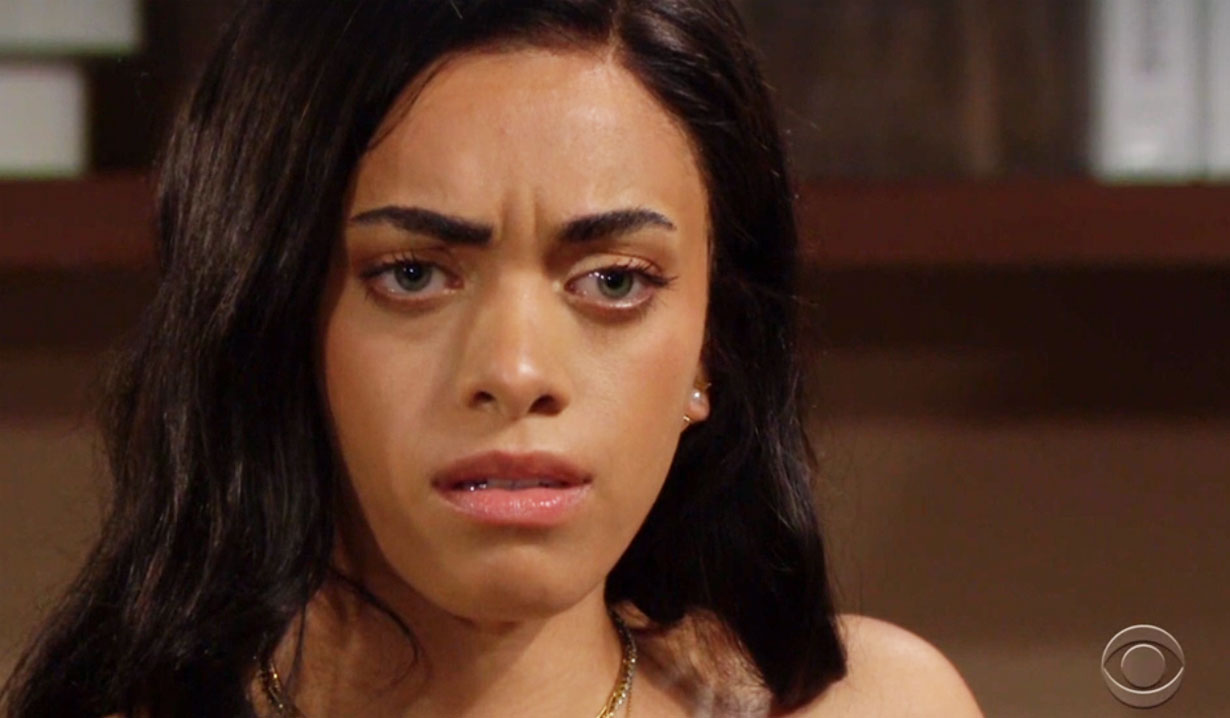 zoe learns about carter and quinn's affairs bb