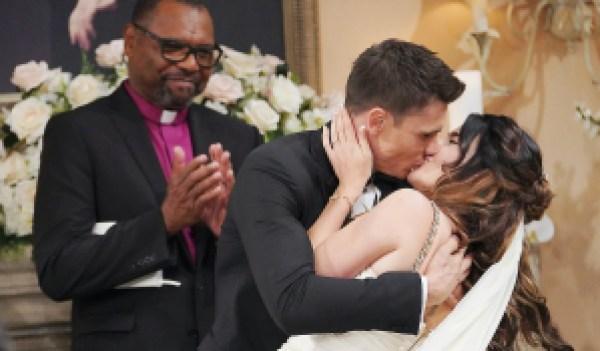 bold beautiful steffy finn sinn wedding kiss dipp HW