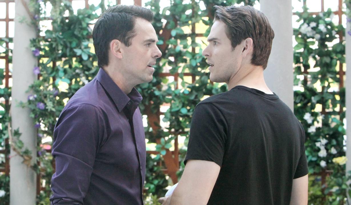Billy, Adam rivalry Y&R