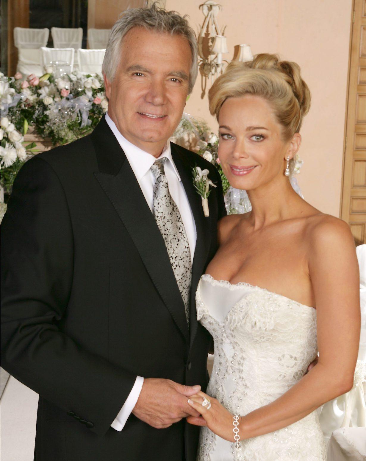 Bold Beautiful donna eric wedding mccook gareis JP
