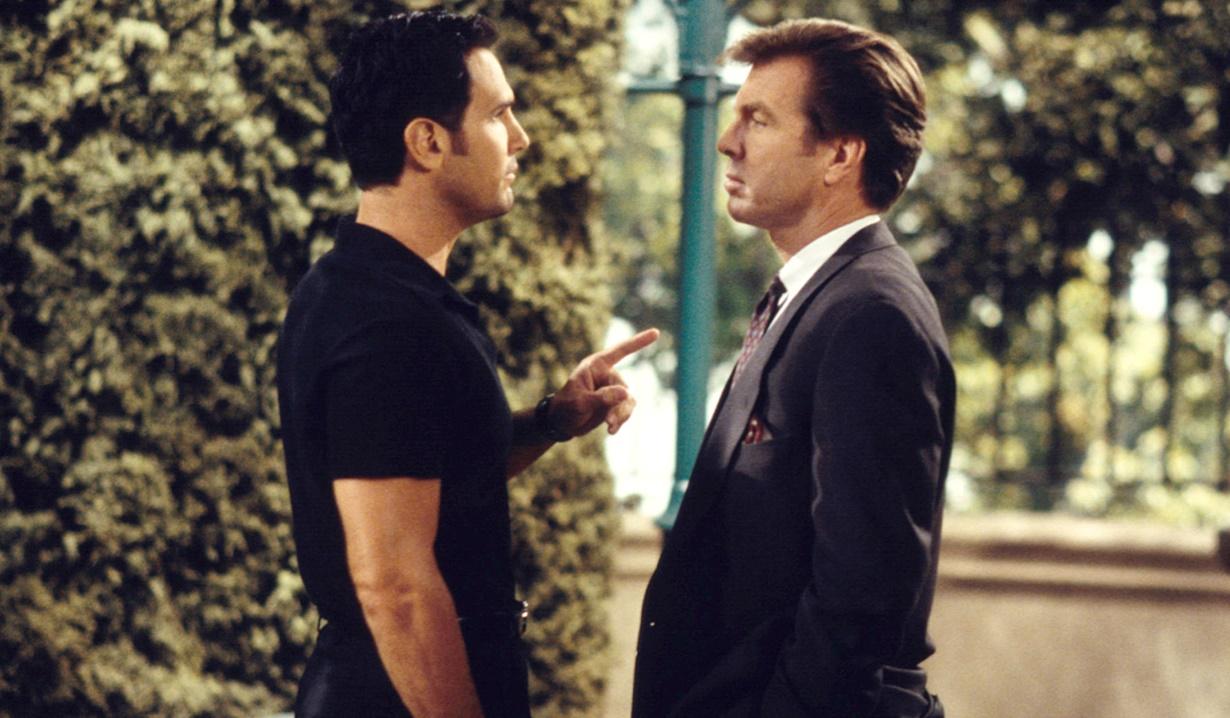Brad, Jack rivalry Y&R