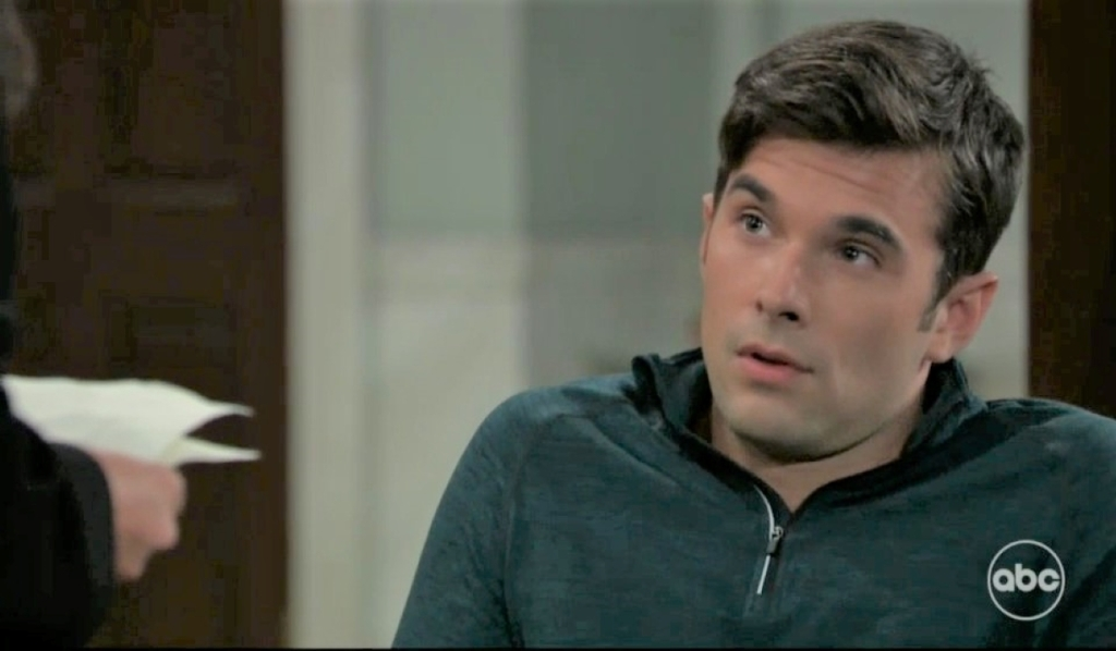 Brook Lynn confronts Chase about snooping at Quartermaine estate General Hospital