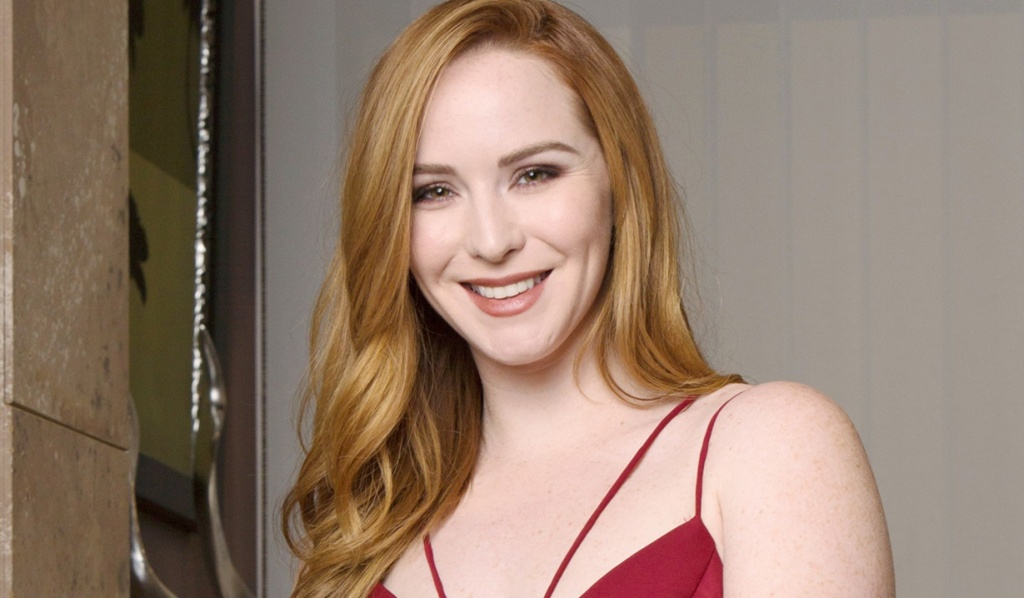 Camryn Grimes question and answer session Y&R