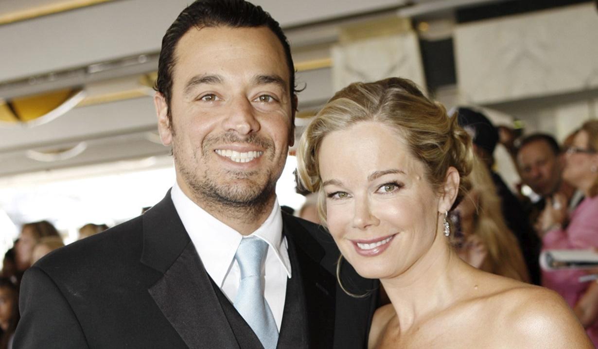 Jennifer Gareis, husband Bobby Ghassemieh B&B