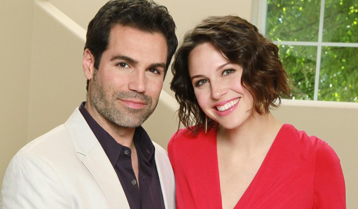 Jordi Vilasuso, Wife Kaitlin Riley Vilasuso Y&R
