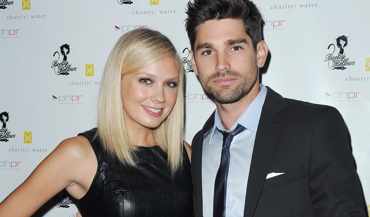 """Melissa Ordway, Justin Gaston""""Days Of Our Lives"""" Kate Mansi Teams with Charity:Water for a One of a Kind Birthday BashBootsy Bellows NightclubLos Angeles, CA9/21/13 © Jill Johnson/jpistudios.com310-657-9661"""