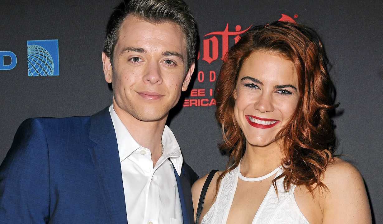 Chad Duell, Courtney Hope2017 Daytime Emmy Awards Nominee Reception at The Hollywood Museum in Hollywood, California on April 26, 20174/26/17 © Jill Johnson/jpistudios.com310-657-9661